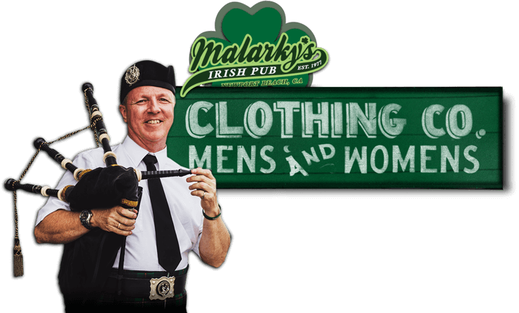 Malarky's Irish Pub - Merchandise