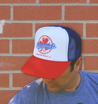 Trucker Hat - White