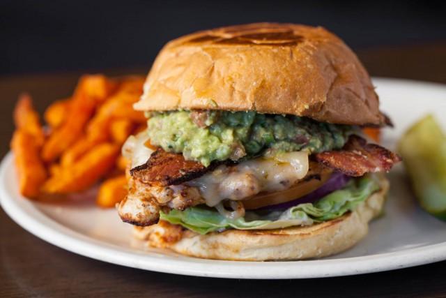 Guacamole Bacon Chicken
